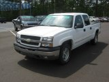 2004 Summit White Chevrolet Silverado 1500 Z71 Crew Cab 4x4 #63101252