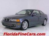 2003 Steel Blue Metallic BMW 3 Series 330i Coupe #543872