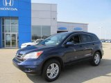 2010 Royal Blue Pearl Honda CR-V EX-L AWD #63101223