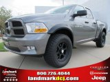 2012 Mineral Gray Metallic Dodge Ram 1500 Express Quad Cab 4x4 #63100802