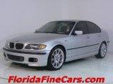 2003 Titanium Silver Metallic BMW 3 Series 330i Sedan #543859