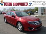 2011 Red Candy Metallic Ford Fusion SEL #63169794