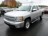 2012 Chevrolet Silverado 1500 LTZ Extended Cab 4x4 Data, Info and Specs