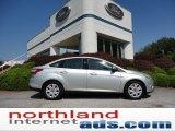2012 Ingot Silver Metallic Ford Focus SE Sedan #63169640