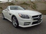 2012 Mercedes-Benz SLK Arctic White