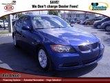 2006 Mystic Blue Metallic BMW 3 Series 325i Sedan #63169898