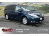 2012 South Pacific Pearl Toyota Sienna XLE AWD #63169575