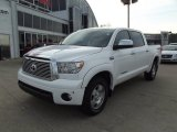 2011 Super White Toyota Tundra Limited CrewMax 4x4 #63169728