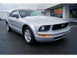 2006 Ford Mustang Satin Silver Metallic