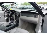 2006 Ford Mustang V6 Deluxe Convertible Dashboard