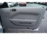 2006 Ford Mustang V6 Deluxe Convertible Door Panel
