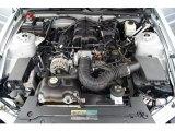 2006 Ford Mustang V6 Deluxe Convertible 4.0 Liter SOHC 12-Valve V6 Engine