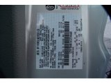 2006 Mustang Color Code for Satin Silver Metallic - Color Code: TL