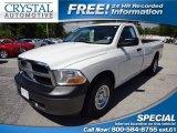 2011 Bright White Dodge Ram 1500 ST Regular Cab #63169807