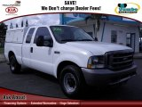 2004 Oxford White Ford F250 Super Duty XL SuperCab #63195010
