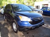 2009 Royal Blue Pearl Honda CR-V LX #63194946