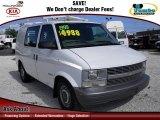 1999 Ivory White Chevrolet Astro Cargo Van #63195008