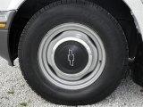 1999 Chevrolet Astro Cargo Van Wheel