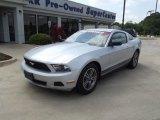 2011 Ingot Silver Metallic Ford Mustang V6 Premium Coupe #63194969