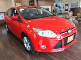 2012 Race Red Ford Focus SE Sport 5-Door #63200826