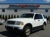 2003 Oxford White Ford Explorer XLT 4x4 #63200817