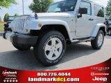 2012 Bright Silver Metallic Jeep Wrangler Sahara 4x4 #63200381