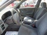 1999 Suzuki Esteem Interiors
