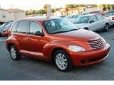 2007 Tangerine Pearl Chrysler PT Cruiser Touring #63200587