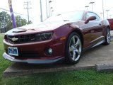 2010 Red Jewel Tintcoat Chevrolet Camaro SS/RS Coupe #63200325