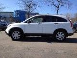 2009 Taffeta White Honda CR-V EX 4WD #63200741