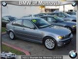 2004 Silver Grey Metallic BMW 3 Series 325i Sedan #63200523
