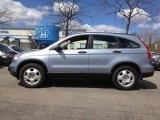 2009 Glacier Blue Metallic Honda CR-V LX 4WD #63200732