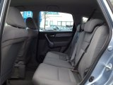 2009 Honda CR-V LX 4WD Rear Seat