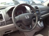 2009 Honda CR-V LX 4WD Steering Wheel