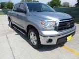 2011 Silver Sky Metallic Toyota Tundra SR5 CrewMax #63200516
