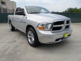 2011 Bright Silver Metallic Dodge Ram 1500 SLT Quad Cab 4x4 #63200514