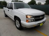 2006 Summit White Chevrolet Silverado 1500 LT Extended Cab #63200503