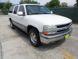 2001 Summit White Chevrolet Suburban 1500 LT #63200495