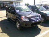 2006 Nighthawk Black Pearl Honda CR-V LX 4WD #63200237