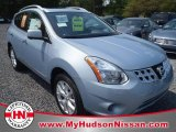 2012 Frosted Steel Nissan Rogue SL #63200076