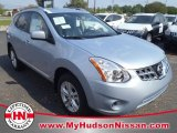 2012 Frosted Steel Nissan Rogue SV #63200056