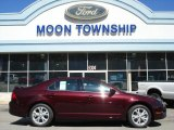 2012 Bordeaux Reserve Metallic Ford Fusion SE #63200456