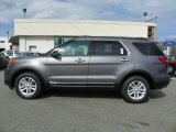 2013 Sterling Gray Metallic Ford Explorer XLT 4WD #63200444