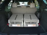 2013 Ford Explorer XLT 4WD Trunk