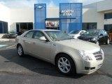 2009 Gold Mist Cadillac CTS 4 AWD Sedan #63200435