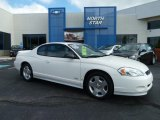 2006 White Chevrolet Monte Carlo SS #63200429