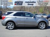 2012 Graystone Metallic Chevrolet Equinox LT AWD #63200428