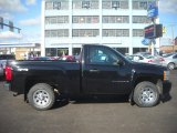 2009 Black Chevrolet Silverado 1500 LS Regular Cab 4x4 #63200420
