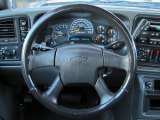 2006 Chevrolet Silverado 1500 LT Crew Cab 4x4 Steering Wheel