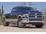 2010 Dodge Ram 3500 Laramie Crew Cab 4x4 Dually Data, Info and Specs